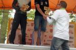 Sławski Triathlon 2013 - Dekoracja Podium